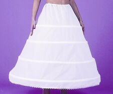4 BONE HOOP SKIRT EXTRA-LARGE COTTON