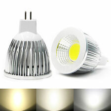 Ultra Bright Mr16 9W Dimmable LED COB Cool White Spot down light lamp bulb New #