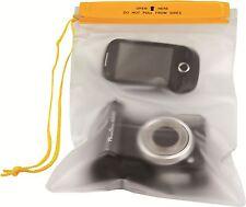 NUOVO IMPERMEABILE PVC Sacchetto Medio campeggio Bushcraft H