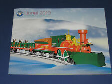 2010  LIONEL CHRISTMAS-NEW