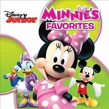 NEW Minnie's Favorites (Songs From Mickey Mouse Clubhouse) (Audio CD)