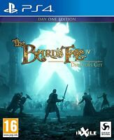 The Bard's Tale IV Director's Cut Playstation 4 PS4 **FREE UK POSTAGE!!**