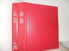 The Hosmer Heritage Two Volumes 1090 pages of Genealogy Family History