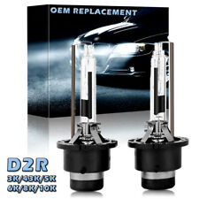 2PCS 35W D2R Xenon HID Bulbs 4300K For OEM 85126 Headlight Lamp Replacement