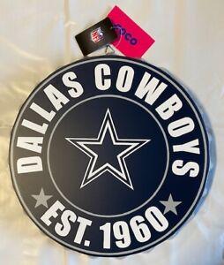 Dallas Cowboys Bottle Cap Sign Room Bar Decor Man Cave New FREE U.S.A. SHIPPING