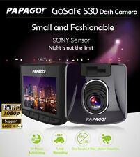 New PAPAGO GoSafeS30 S30 Full HD Car Camera DVR SONY Sensor/Night Vision/Mio 588