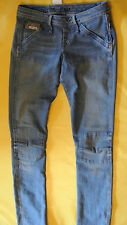 NWT Women's G-Star Raw DEAN SUPER SKINNY Jeans Denim Made in Italy W26 L32