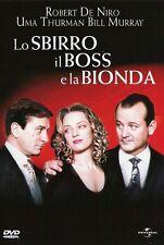 Lo Sbirro, Il Boss E La Bionda (1992) DVD