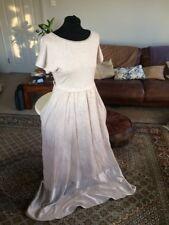 fabiana filippi Silk Blend Maxi Dress Size 14