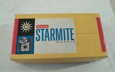 Vintage Kodak Pony 828 Camera W/ Leather Case And Kodak Brownie Starmite Lot
