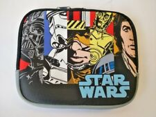 "*New* Genuine Star Wars Soft Padded Zip Sleeve Case for Universal 7"" Tablet"