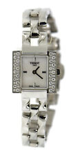 Tissot Diamond Mother-of-Pearl Dial Stainless Steel Watch T004.309.11.11