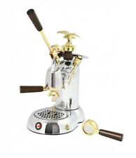 La Pavoni EXPO 2015 EXP Manual Lever Espresso Coffee & Cappuccino Machine 220V