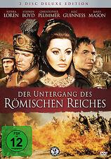 &B 2 DVDs * DER UNTERGANG DES RÖMISCHEN REICHES (DELUXE EDITION) # NEU OVP