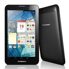 Lenovo 7 inch Unlocked 3G Phone Tablet Android 1024x600 WiFi Bluetooth Dual Sim