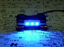 7 X Bright Blue LED Fuse Lamps for PIONEER SX-939