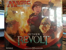 WIZARDS OF THE COAST MAGIC THE GATHERING AETHER REVOLT BUNDLE BOX - NEW & SEALED