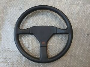 Momo COBRA Steering Wheel BMW BENZ Porsche 911 914 930 918 Ferrari super rare