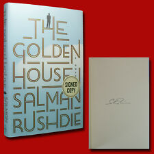 The Golden House SIGNED Salman Rushdie