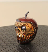 CUSTOM IRONMAN THEME COURT OF DEAD UNDEAD SKULL APPLE STATUE - WHAT!? sideshow
