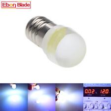 1Pcs Lamp LED Bulb 12V Volt White MES E10 1447 Screw for Torch bike bicycle