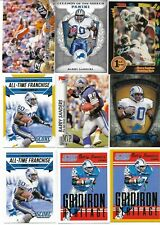 Barry Sanders, 28 Different Card Lot   /   Inserts !!!!!