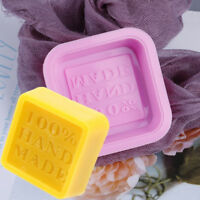 Silicone Mould Mold Ice Cube Tray Chocolate Cake Muffin Soap Cupcake Mold DIY HF