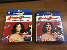 Wonder Woman: The Complete Series Blu-ray