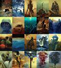 Zdzislaw Beksinski - Art poster - 20 Variations