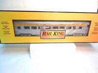 MTH Rail King  30-67865 Chesapeake & Ohio 60' Streamlined Passenger Car- Mint&bx