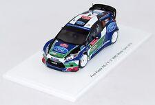 FORD FIESTA RS #4 3rd WRC MONTE CARLO 2012 N°S3340 1/43 SPARK