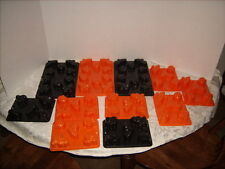 11 Halloween Jello Molds Pumpkin Ghost Bat Cat Witch Jello Jiggler Makes 70 Mold