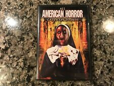 All American Horror Gateways To Hell Dvd! 2013 Paranormal Supernatural.