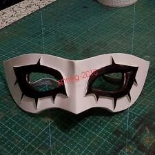 Persona 5 Hero Arsène Joker Mask Cosplay FRP Eye Patch Mask