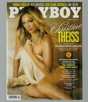 Playboy 10/ 2014  Oktober 2014 CHRISTINE THEISS, Delfina Aziri