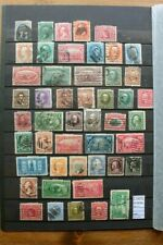 LOT STAMPS OLD U.S. USED (F120751)