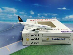 Aeroclassics Lufthansa A320 D-AIPY 1:400