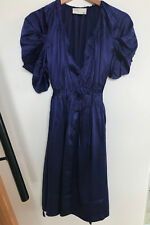 4ef1253d0f Rutzou Electric Blue Size 36 Silk Party Dress