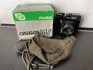 Fuji Fujica GS645W Camera - Boxed
