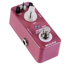 Mooer Micro Compact 'Tender Octaver MKII' Octave Effects Pedal, MPO4