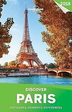 Lonely Planet Discover Paris 2018 (Paperback or Softback)
