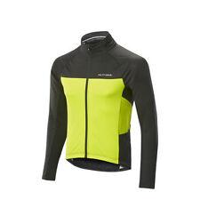 Giubbini da ciclismo termici giallo