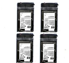 "LOT 4X HDD HP 146GB  2,5"" - 432320-001 HDD SAS 10K SINGLE PORT"