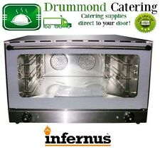 Infenus Convection Oven & Steam Electric Commercial Multi function Catering