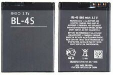 BL4S Replacement Battery for Nokia  2680 Slide 3600 Slide 3710 Fold X3-02 6208C