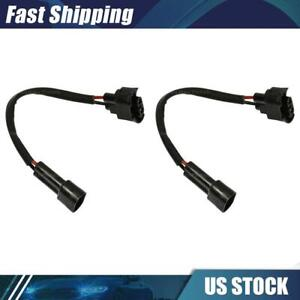 Headlight Wiring Harness 2x for 2012 Ford Focus - TechSmart