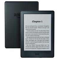 """NEW Amazon Kindle E-Reader 6""""Glare Free Touchscreen Display Wi-Fi White/Black!!"""