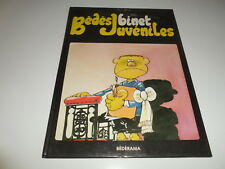 REEDITION BEDES JUVENILES/ BINET/ BE