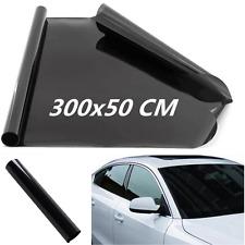 1pcs Window Tint Film Black 5% VLT 50 x 300cm Roll For Car Auto Home Office Boat
