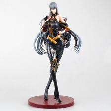 Valkyria Chronicles Selvaria Bles PVC 1/6 Figure 27cm Statue Toy No Box